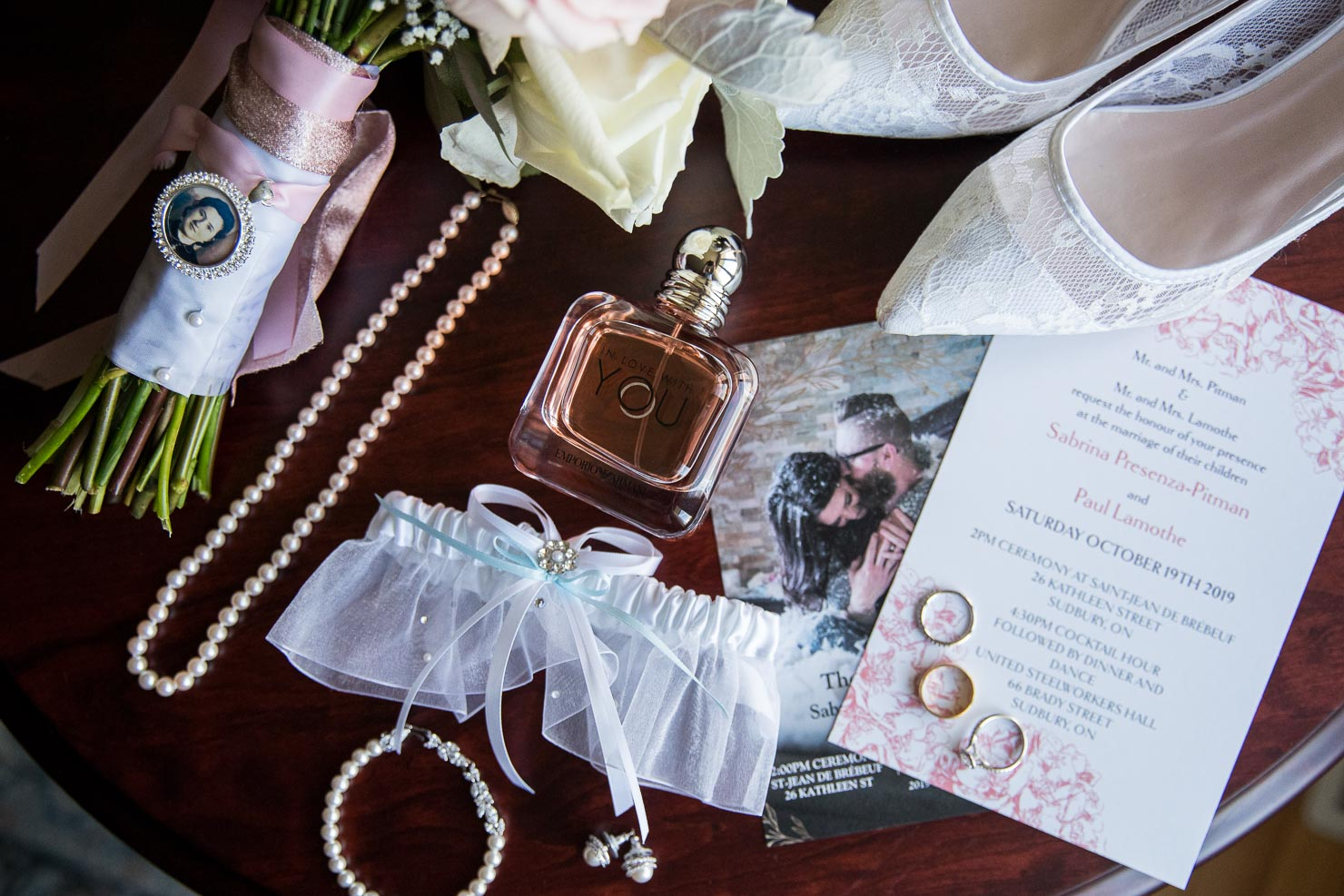 Wedding details, sudbury wedding, akaiserphoto, wedding photographer