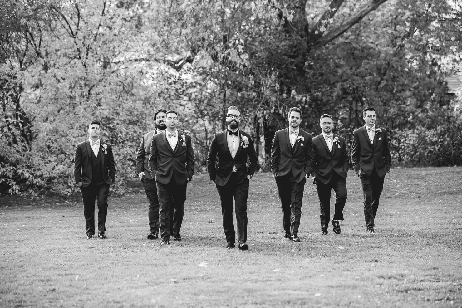 wedding, groom, groomsmen, wedding, sudbury wedding, akaiserphoto, wedding photographer