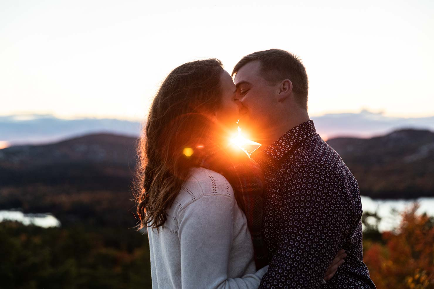 Fall, Sunset, Killarney, The Crack, Engagement Session, Engagement, aKaiserPhoto, Photographer, Sudbury Photographer