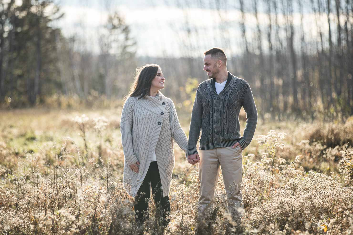 Engagement, aKaiserPhoto, Photographer, Sudbury Photographer