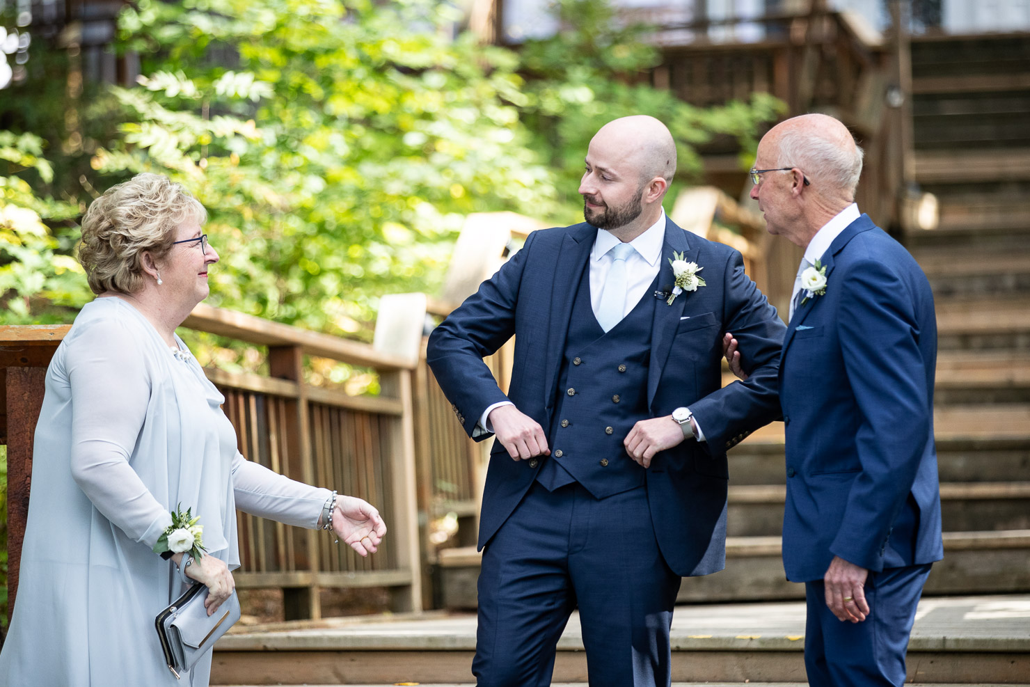 Groom, Ceremony, Wedding, Wedding Photo, akaiserphoto, Sherwood Inn, wedding photographer, sudbury photographer, muskoka wedding, details