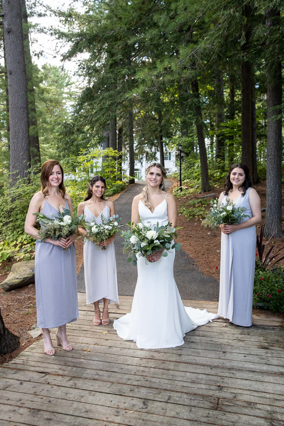 Bridesmaids and Bride, Wedding, Wedding Photo, akaiserphoto, Sherwood Inn, wedding photographer, sudbury photographer, muskoka wedding, details
